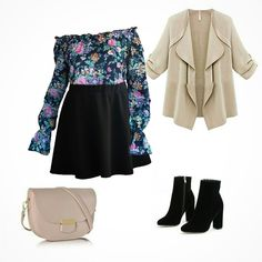 Spring, Polyvore, Outfits, Image, Fashion, Moda, Fashion Styles, Clothes, Fashion Illustrations