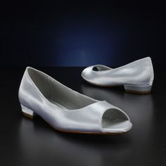 DYEABLES KARA WHITE Wedding and Bridesmaids Shoes WHITE Bridal Shoes, IVORY Bridal Shoes