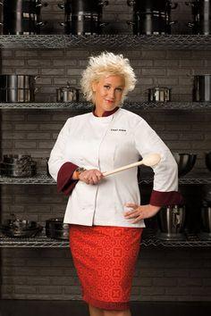 Celebrity Spotlight: Food Network Host & Celebrity Chef Anne Burrell