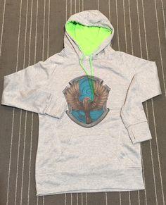 Harry Potter House Crest super soft hoodie sweatshirt kangaroo pockets ladies girls (s, m, l, xl, xxl)