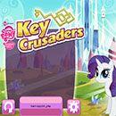 My Little Pony Keys Crusaders