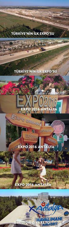 Expo 2016 Antalya BLOG: Expo 2016 Antalya... promotional video !