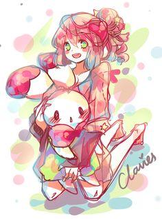Anime cute