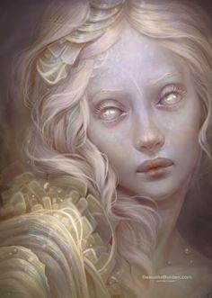 Golden Lie by *JenniferHealy on deviantART