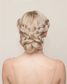 How-To: Braided Updo by Jenny Strebe with fave4 - Career - Modern Salon