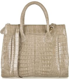 4c1992883c Nancy Gonzalez Medium Crocodile Tote