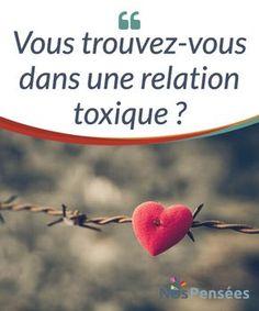 Vous trouvez-vous dans une relation toxique ? Si vous vous êtes déjà retrouvé-e en plein dans le #tourbillon vorace d'une relation de couple toxique, sûrement comprendrez-vous alors ce que nous allons partager avec vous dans cet article. Avant toute chose, nous allons tenter de définir ce qu'est une #relation toxique, ainsi que ce que cela #implique dans la vie des personnes qui le #subissent. #Psychologie