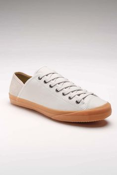 Leather Sneaker