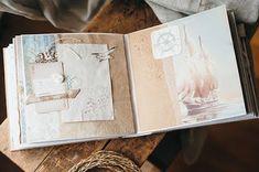 Большой морской альбом | Дневник скрапоголика... | Bloglovin'