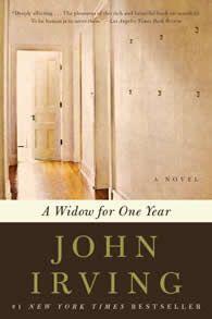 I just love John Irving.