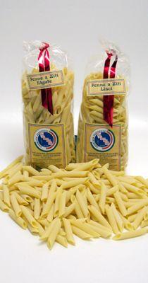 Pastificio Vicidomini Penne e Ziti Rigati VCD-010 #olio2go #Italian #pasta