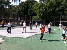 Playing Soccer in El Salvador (WLC Trip)