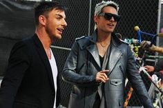 Shannon and Jared. :3