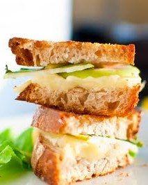 Brie & Pear Sandwich @Matty Chuah Healthy Apple #Recipe