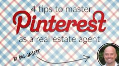 RESAAS Blog: 4 Tips to Master Pinterest as a Real Estate Agent: http://blog.resaas.com/2015/02/4-tips-to-master-pinterest-real-estate.html  #realestate