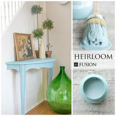 From the Michael Penney Coastal Collection- Fusion Mineral Paint- Heirloom is available at $18.99 http://cest-la-vie-home-decor.myshopify.com/products/heirloom  #fusionmineralpaint #paint