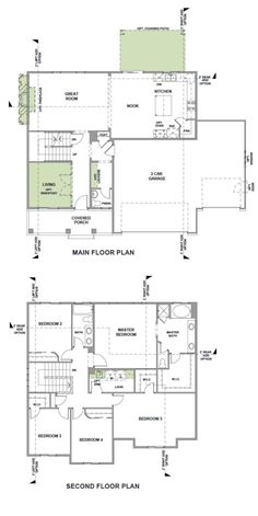 Woodside Homes Floor Plans ivory homes monterey floor plan | new home | pinterest | laundry