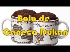 Bolo de Caneca Dukan - Dietas Vip