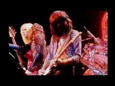 Aerosmith Train Kept a Rolling LiVE 1974