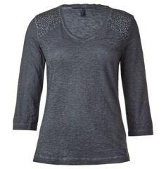 Dekoratives 3/4-Shirt