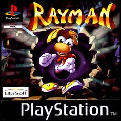 Test : Rayman - PlayStation