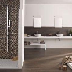 Highlands Mosaik-fliese Von Jasba | Wohnen | Pinterest ... Badezimmer Braunfliesen