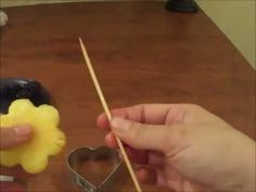 How to make edible Arrangement fruit bouquet...@Aislinn Kay im making you this next time your here