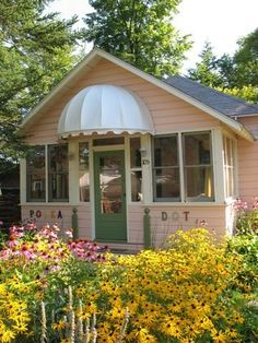 Polka Dot Cottage...sigh!