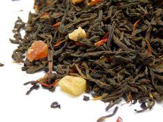 Pu-Erh Mango Papaja   Herbaty Pu erh   Sklep Dom Herbat