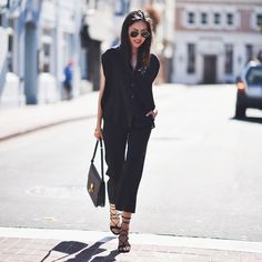 All black everything. Newest post at http://9to5chic.com with @nordstrom #nordstrom | @liketoknow.it www.liketk.it/1p1Gg #liketkit #inourshoes