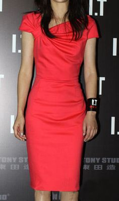 red party dress 9064  wow dress..very nice