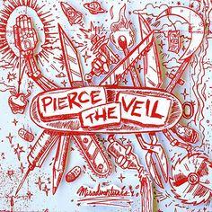 """[CRÍTICAS] PIERCE THE VEIL (USA) """"Misadventures"""" CD 2016 (Fearless Records)"""