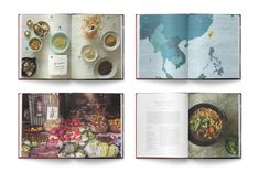Spreads from my cookbook Just add rice – stories and recipes by a Taiwanese South African. Designer – Wilna Combrinck  #justaddrice #cookbook #southafrican #taiwanese