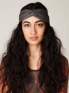 turban headband  SUPER cute hair