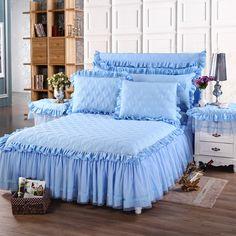 Bed Cover Design, Bed Decor, Designer Bed Sheets, Bedroom Sets, Bed Pillow Covers, Bedroom Decor, Cute Bedroom Ideas, Home Decor, Bedroom Bedding Sets