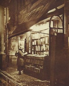 Sicilian Avenue, Londres, années 1920...