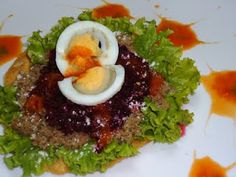 Cocinas y Recetas: Enchiladas guatemaltecas - receta -