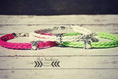 feelin' crabby bracelet~