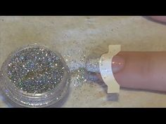 SOFT MIRROR POWDER / COLOR CHROME Step by Step - NAILS 21 - YouTube