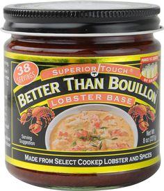 Better Than Bouillon Lobster Base