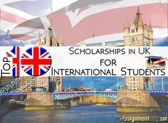 10 Leading Scholarships in UK for International Students