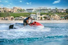 Have a fun time ! Water sports to have a great holiday Dubai, Ras Al Khaimah, Coving, Cheap Hotels, Jet Ski, Hotel Deals, Water Sports, Strand, Good Times
