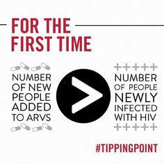 HUGE NEWS – We've reached a #TippingPoint in the fight against AIDS. Learn more at blog.red.org