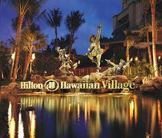 Beauty Blogging Junkie: Travel Blogging Junkie: Hilton Hawaiian Village