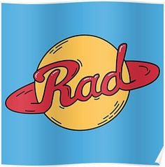 'Rad' Poster by Conor Crapser – Ngọc Nghiêm – Art Hippie Painting, Trippy Painting, Hippie Drawing, Pop Art Drawing, Small Canvas Art, Diy Canvas Art, Easy Canvas Painting, Aesthetic Painting, Aesthetic Art
