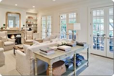 Furniture arrangement, I am always looking at model homes or online for ideas when staging my listings to get then market ready.