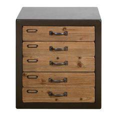 Spitalfields 3 Drawer Cabinet