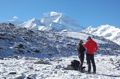 Running a Marathon Up Everest