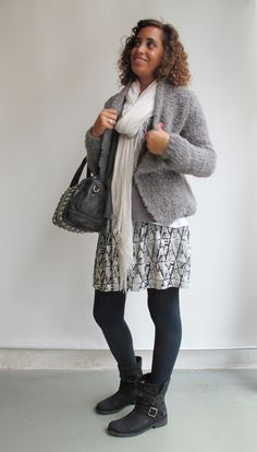 #wilcolook #moda #mujer total look #americanvintage bota #felmini bolso #giannichiarini http://www.miinto.es/shops/b-1040-wilco
