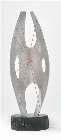 Barbara Hepworth, MINIATURE OF WINGED FIGURE